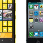 iphone lumia