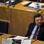 Il presidente della Commissione Ue Josè Manuel Barroso