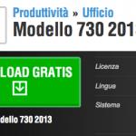Modello 730/2013