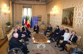 Il pre-vertice Italia-Spagna-Francia-Germamia sul lavoro