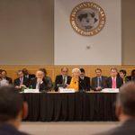 Un meeting del FMI
