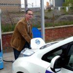 Nissan LEAF - la ricarica