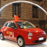 Enjoy, il nuovo servizio di car sharing su Milano targato Eni, in collaborazione con Fiat e Trenitalia