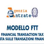 Il modello FTT per la Tobin Tax