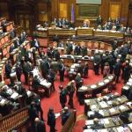Lavori in Parlamento