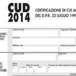 Modello CUD 2014: scadenza 28 febbraio