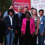 I vincitori del MoneyGram Award 2013