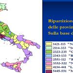 Fisco mappa italiana