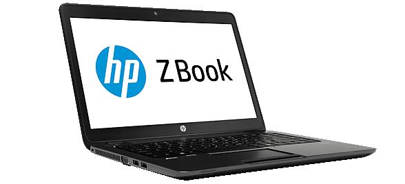 HP ZBook14