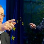 Junker vs Renzi