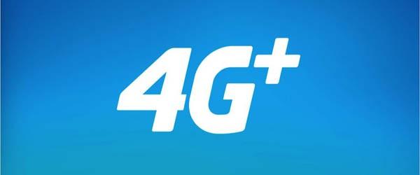 Lte Advanced 4G+