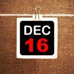 Scadenze del 16 dicembre