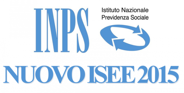 INPS nuovo ISEE 2015