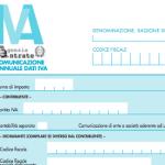 Comunicazione IVA