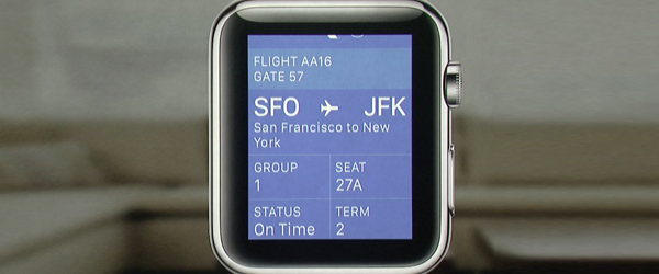 Apple Watch - viaggi e GPS