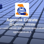Agenzia Entrate Twitter