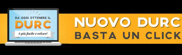Nuovo DURC online