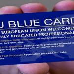 carta blu immigrazione