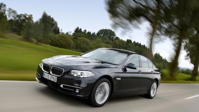 BMW Serie 5 berlina