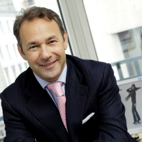 Davide Steffanini, direttore generale Visa Europe in Italia