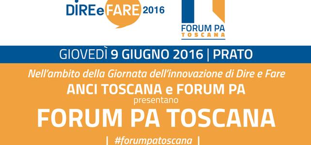 Forum PA Toscana
