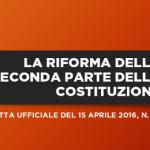 riforme istituzionali