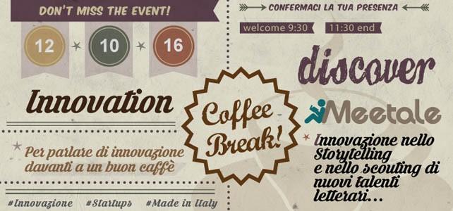 Invito_InnovationCoffeeBreak