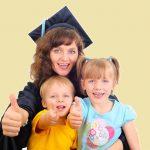 Riscatto congedo parentale e laurea