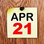 Rottamazione cartelle 21 aprile