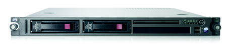 HP DL140