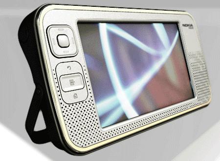 Il modello Nokia N800