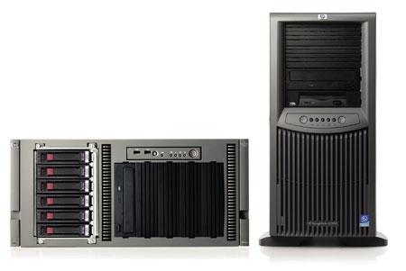 lo storage HP