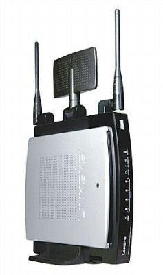 Linksys Wireless-N Gigabit Router (WRT350N)
