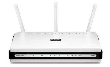D-Link Xtreme N Gigabit Router (DIR-655)