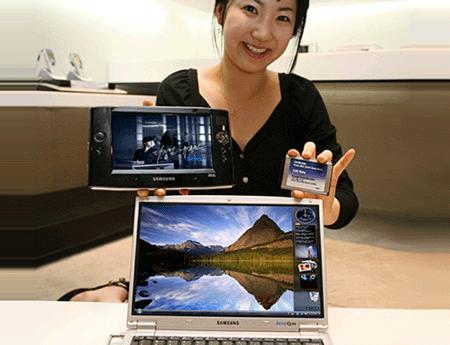 Flash hard disk secondo Samsung