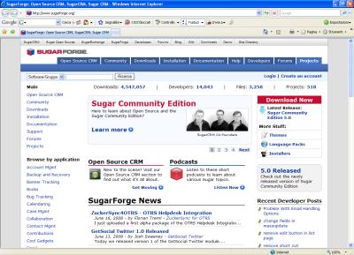 SugarForge