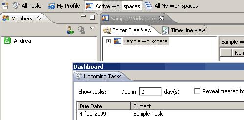 Active Workspaces