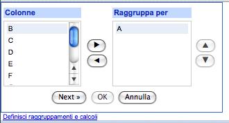 google docs gadget