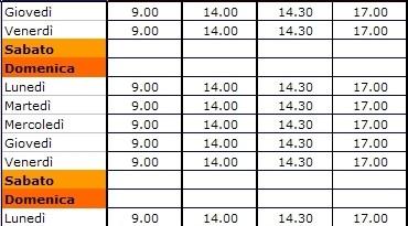 Calendario Presenze Excel.Dipendenti E Busta Paga Rilevazione Presenze Con Excel Pmi It